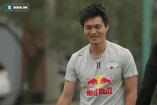 HLV Park Hang-seo triệu gấp Tuấn Anh ra Hà Nội, mời thần y đến điều trị chấn thương - Ảnh 1.