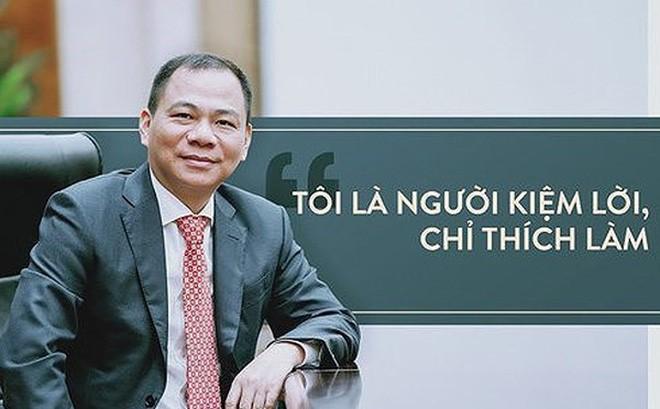 Hành trình Vingroup trở thành khổng lồ còn ông Phạm Nhật Vượng từ vua bán mì tôm thành tỷ phú đô la - Ảnh 4.