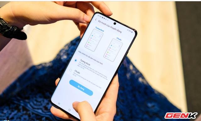 Cách kiểm tra tần số quét màn hình của điện thoại bạn mà không cần dùng ứng dụng - Ảnh 1.