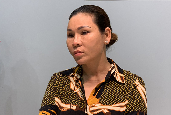 Trước khi bị bắt, vợ đại gia từng chửi thẳng mặt diễn viên Kinh Quốc vì điều này! - Ảnh 1.