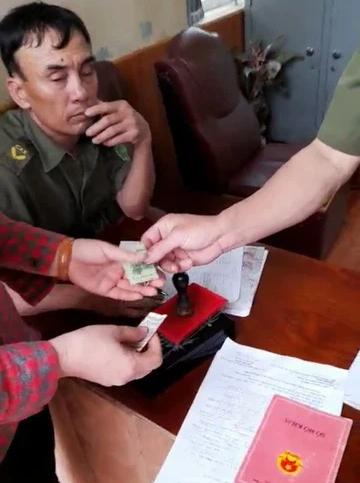 Vụ thu 100.000 đồng phí cấp căn cước gắn chíp ở Hải Phòng: Công an đã trả tiền và xin lỗi dân - Ảnh 2.