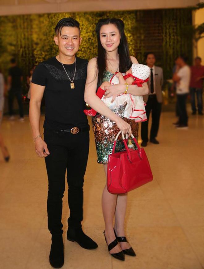 Cuộc sống khổ sở của vợ 2 Vân Quang Long: Bị nói tham tiền, con nhỏ cũng không được tha - Ảnh 1.