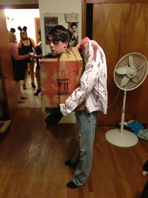 Câm nín trước những màn hóa thân có một không hai trong Lễ hội Hóa trang Halloween 001