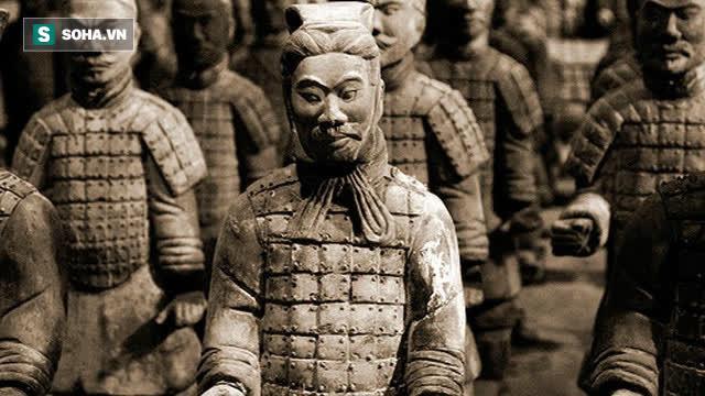 Vua chúa Trung Hoa xưa khi chết thường bắt người sống phải chết cùng, vì lý do gì Tần Thủy Hoàng lại dùng tượng binh mã để tuẫn táng? - Ảnh 6.