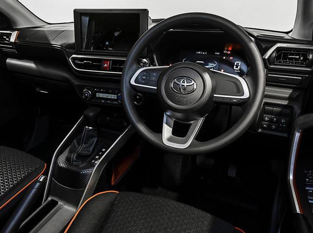 Toyota Raize 2021 rục rịch về Việt Nam: Đàn em Corolla Cross, đấu Kia Sonet để mở phân khúc mới - Ảnh 5.
