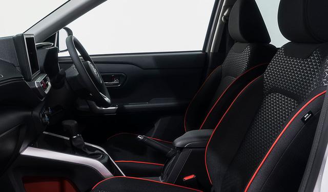 Toyota Raize 2021 rục rịch về Việt Nam: Đàn em Corolla Cross, đấu Kia Sonet để mở phân khúc mới - Ảnh 6.