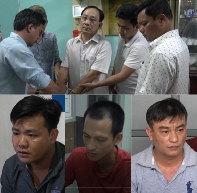 Vụ bắt giám đốc bệnh viện liên quan án giết người đàn bà: Đạt dùng dao đâm nạn nhân, Hậu chạy xe chở Đạt - Ảnh 1.