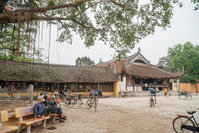 Hà Nội: Độc đáo mô hình đình làng bằng gỗ siêu nhỏ, trả giá 2 tỷ cũng không bán! - Ảnh 12.