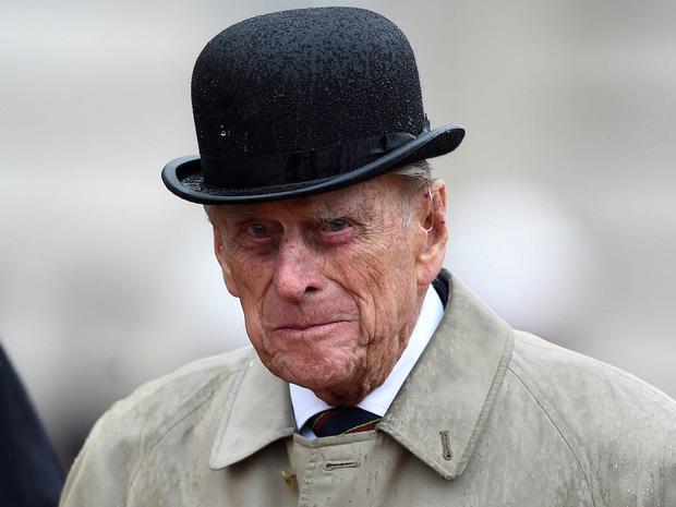 Những hình ảnh cuối cùng của chồng Nữ hoàng Anh - Hoàng thân Philip, trước khi qua đời ở tuổi 99 - Ảnh 13.