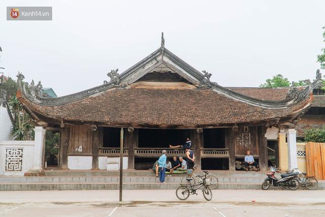 Hà Nội: Độc đáo mô hình đình làng bằng gỗ siêu nhỏ, trả giá 2 tỷ cũng không bán! - Ảnh 14.