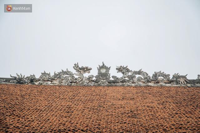 Hà Nội: Độc đáo mô hình đình làng bằng gỗ siêu nhỏ, trả giá 2 tỷ cũng không bán! - Ảnh 16.