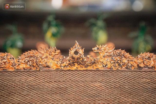Hà Nội: Độc đáo mô hình đình làng bằng gỗ siêu nhỏ, trả giá 2 tỷ cũng không bán! - Ảnh 17.