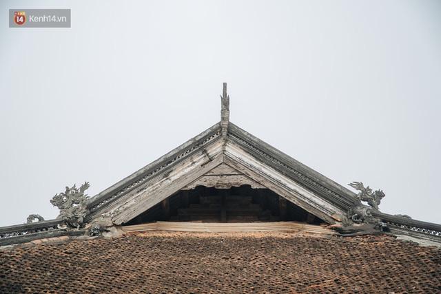 Hà Nội: Độc đáo mô hình đình làng bằng gỗ siêu nhỏ, trả giá 2 tỷ cũng không bán! - Ảnh 18.