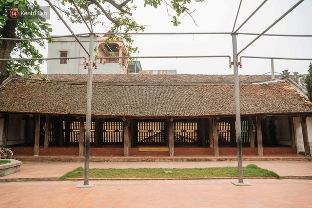 Hà Nội: Độc đáo mô hình đình làng bằng gỗ siêu nhỏ, trả giá 2 tỷ cũng không bán! - Ảnh 20.