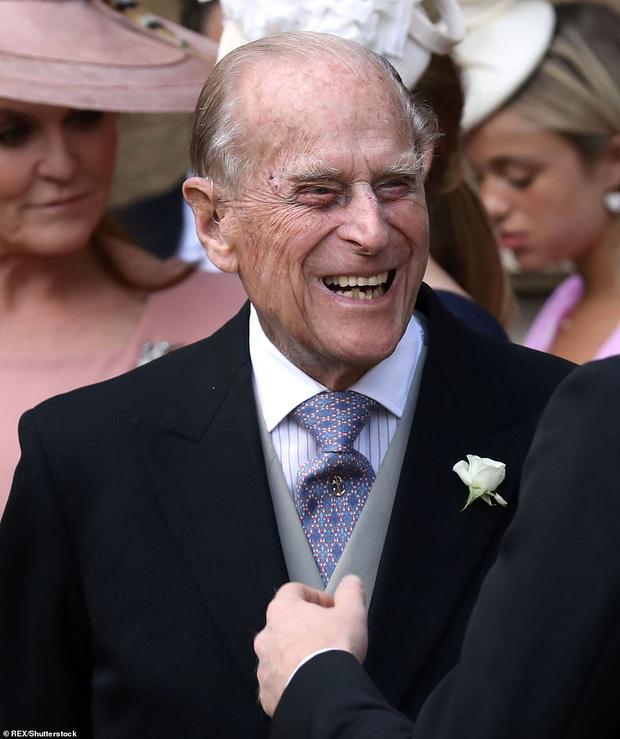 Những hình ảnh cuối cùng của chồng Nữ hoàng Anh - Hoàng thân Philip, trước khi qua đời ở tuổi 99 - Ảnh 3.