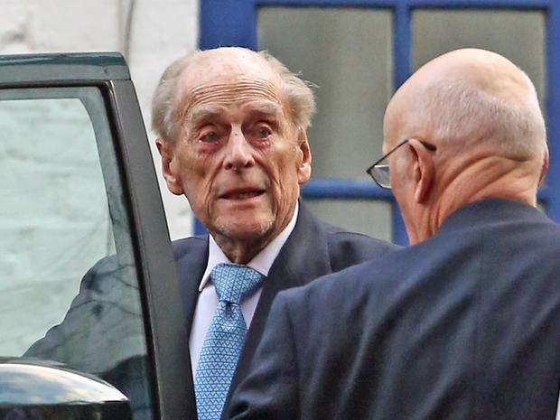 Những hình ảnh cuối cùng của chồng Nữ hoàng Anh - Hoàng thân Philip, trước khi qua đời ở tuổi 99 - Ảnh 7.