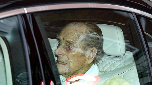 Những hình ảnh cuối cùng của chồng Nữ hoàng Anh - Hoàng thân Philip, trước khi qua đời ở tuổi 99 - Ảnh 9.