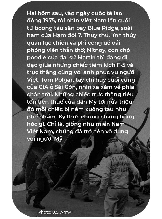 Sài Gòn, ngày 29/4/1975: 5 triệu đô la bị hỏa thiêu trên nóc tòa Sứ quán - Ảnh 13.