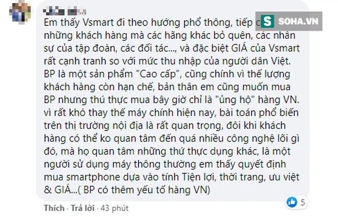 Nguyễn Tử Quảng cám ơn Vsmart, khẳng định Bphone sẽ đứng Top 2 thị phần vào năm 2023  - Ảnh 3.