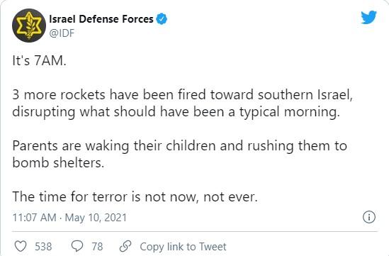 NÓNG: Hàng loạt rocket tới tấp tấn công Israel, dải Gaza rung chuyển - Đòn trả đũa khốc liệt đã bắt đầu - Ảnh 5.