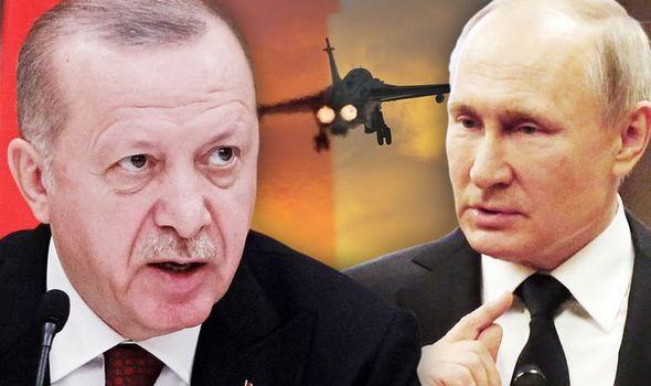 TT Putin sử dụng vũ khí nóng: Thổ Nhĩ Kỳ cầu cứu Mỹ - Chiến tranh là không tránh khỏi? - Ảnh 5.