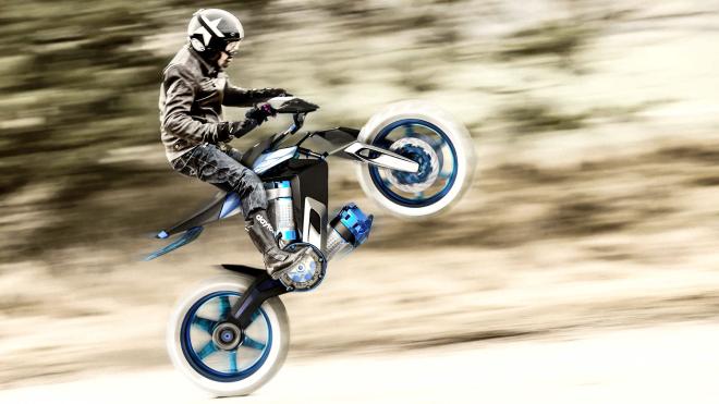 Sắp có xe Yamaha chạy bằng nước thay xăng, cơ chế hoạt động rất bí ẩn - Ảnh 6.