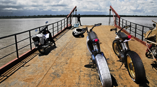 Sắp có xe Yamaha chạy bằng nước thay xăng, cơ chế hoạt động rất bí ẩn - Ảnh 10.