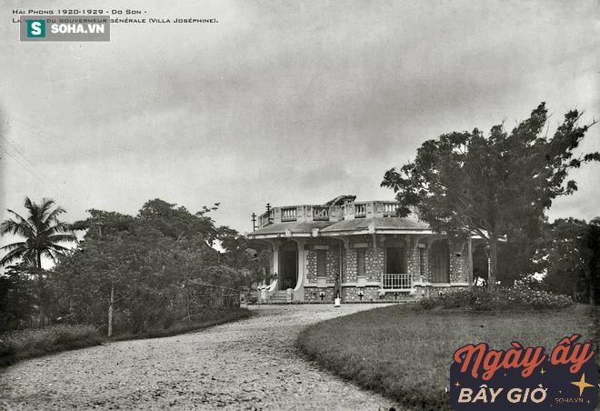 Biệt thự Bảo Đại ở Hải Phòng và sự thật ít người biết: Tòa bát giác Joséphine đã biến mất khỏi thế gian - Ảnh 1.