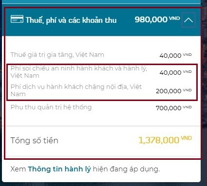 Hành khách hủy chuyến, Vietnam Airlines, Bamboo Airways, Vietjet Air ỉm luôn các khoản phí sân bay, phí an ninh? - Ảnh 3.