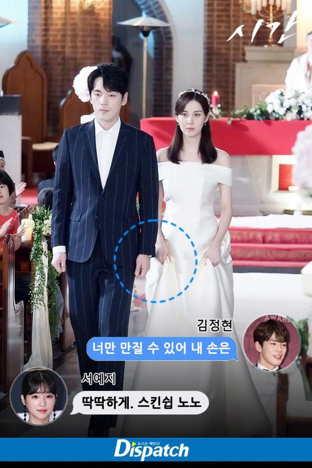 Kim Jung Hyun tiết lộ lý do im lặng sau bê bối chấn động, khẳng định có vấn đề sức khỏe lúc đóng phim với Seohyun - Ảnh 2.