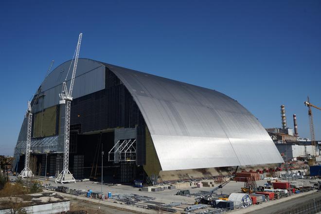 35 năm sau thảm họa, phản ứng hạt nhân âm ỉ trở lại ở lò phản ứng Chernobyl: Giống như than hồng trong lò nướng thịt - Ảnh 3.