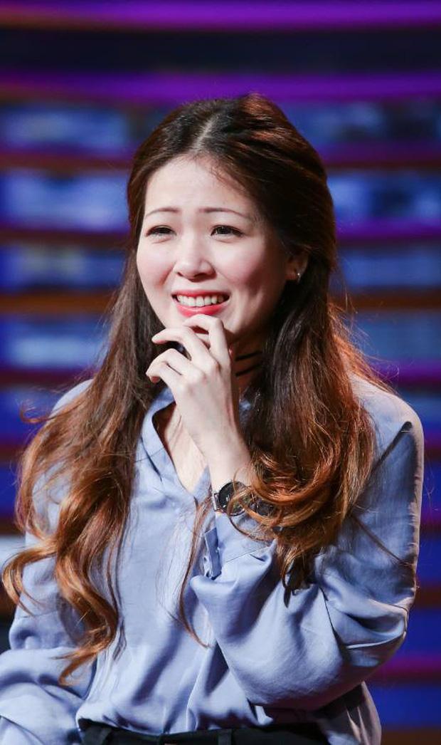 Không phải lần đầu Shark Phú thả thính nữ CEO ngay trên sân khấu, 3 năm trước là: Nhìn em anh thích đầu tư rồi! - Ảnh 4.