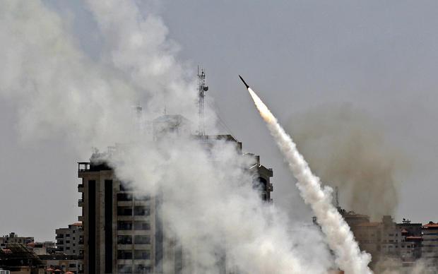 Châu Âu đe dọa bất thành, Hamas sẽ tấn công Israel với tên lửa tầm xa: Thế lực nào mới ngăn được? - Ảnh 2.