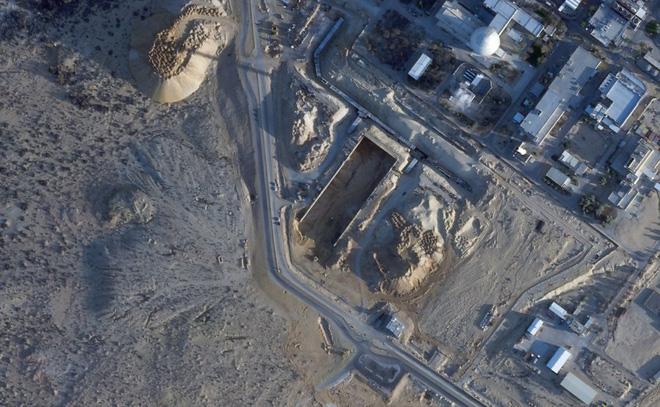 Còi báo động rền vang gần cơ sở hạt nhân Israel: Đòn cảnh cáo của cả Gaza, Syria lẫn Iran? - Ảnh 5.