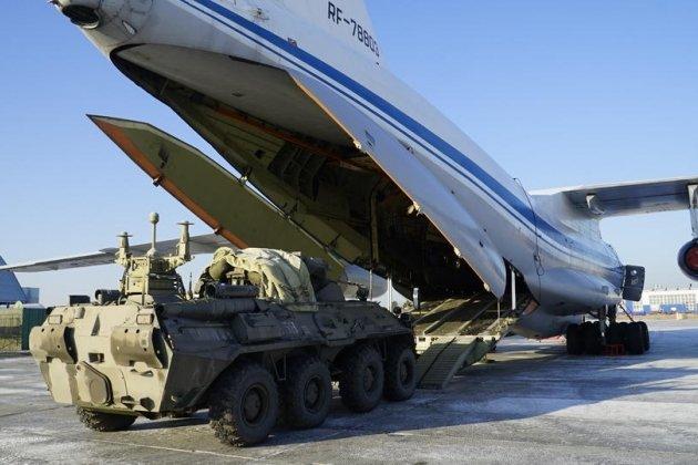 Kịch bản xấu cho Israel: Quân đội Nga đến dải Gaza giúp người Palestin - Ảnh 1.