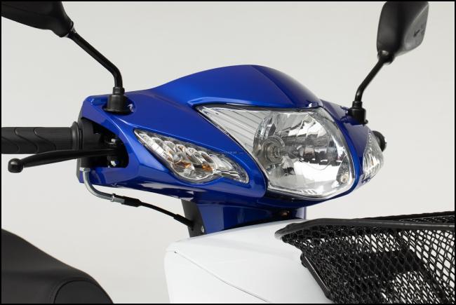 Cận cảnh mẫu xe máy Thái đi 100km tốn 2,2 lít xăng, giá 23 triệu -  thách thức Honda Wave Alpha - Ảnh 3.