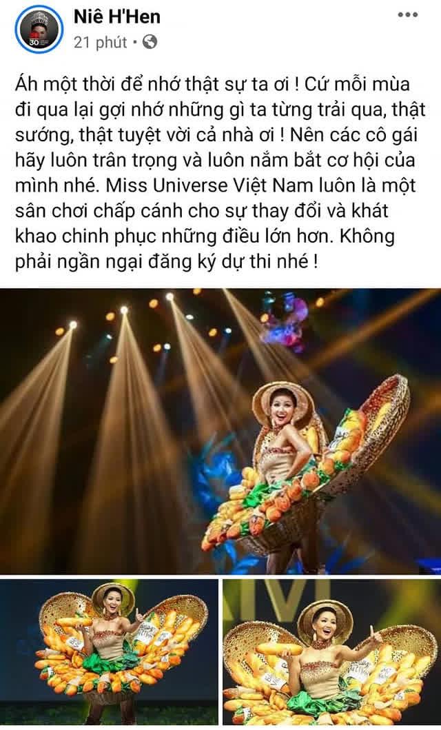 HHen Niê gây tranh cãi vì có hành động kém tinh tế khi Khánh Vân tỏa sáng trên sân khấu Miss Universe - Ảnh 3.