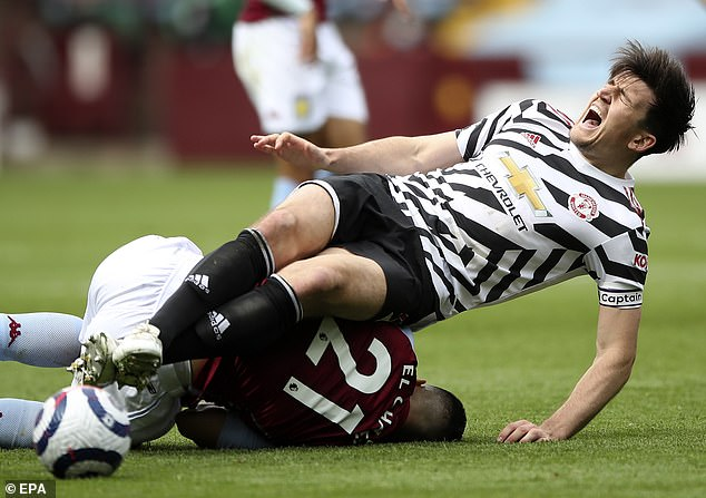 Thua đau Liverpool, Solskjaer thừa nhận M.U nhớ Maguire - Ảnh 1.