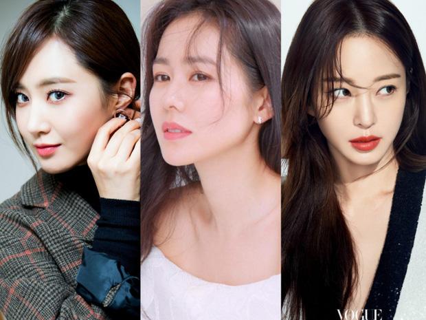Vừa công khai hẹn hò, Han Ye Seul đã bị 'đào' lại tin đồn yêu tay 3 đồng tính với Yuri và Son Ye Jin, giờ chỉ còn 1 người độc thân! - ảnh 1
