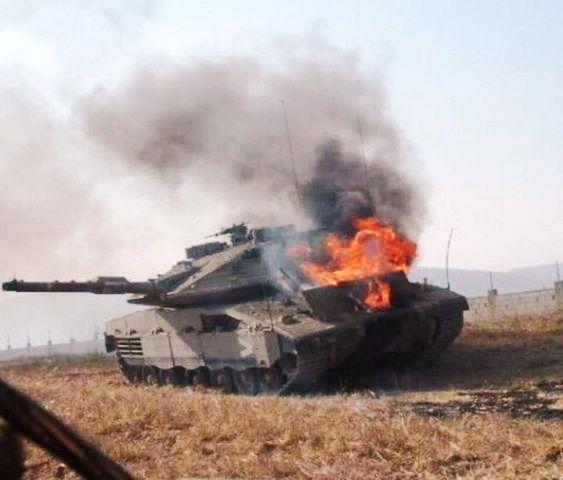 Đối mặt hiểm hoạ biên giới ở Gaza, xe tăng Israel có lặp lại thảm kịch 15 năm về trước? - Ảnh 5.