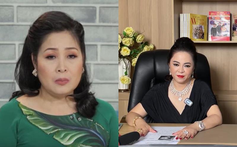Bà Nguyễn Phương Hằng trần tình việc bị nói đi lừa đảo nên mới có nhiều tiền