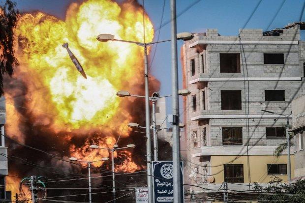 Quân Hamas mắc lừa Israel, chui xuống hầm ngầm để lãnh mưa 450 tên lửa? - Ảnh 2.