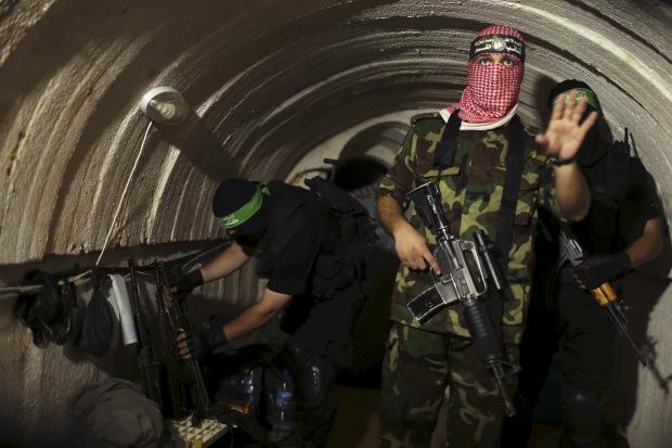 Quân Hamas mắc lừa Israel, chui xuống hầm ngầm để lãnh mưa 450 tên lửa? - Ảnh 3.