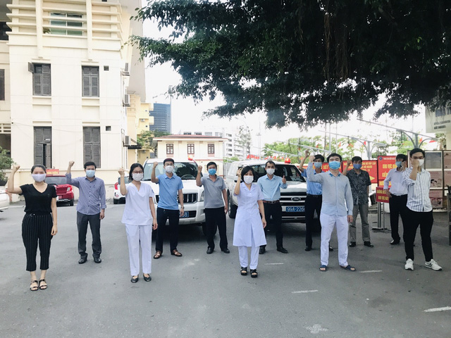 Bác sĩ chống dịch ở Bắc Ninh: Chúng tôi quên mất hôm nay là thứ mấy - Ảnh 1.