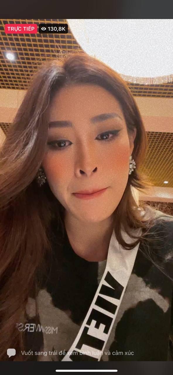 Khánh Vân livestream 15 phút mà đạt kỷ lục triệu view, NSND Hồng Vân và dàn sao Vbiz rôm rả vào động viên gây nổ MXH - Ảnh 2.