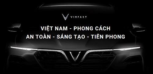 Ô tô made in Vietnam từ 0 đến Mỹ: 5 chữ cái định hình VinFast - đặc biệt nhất chữ ở vị trí trung tâm - Ảnh 2.