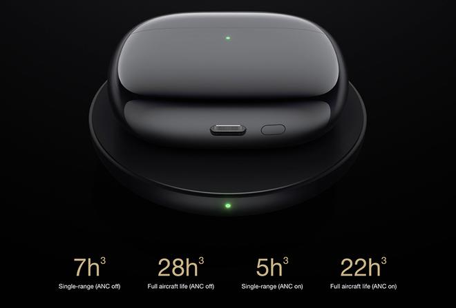 Xiaomi ra mắt tai nghe giống AirPods Pro, có chống ồn chủ động, giá 2.9 triệu đồng - Ảnh 4.