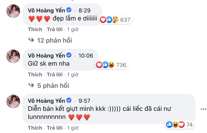 Khánh Vân livestream 15 phút mà đạt kỷ lục triệu view, NSND Hồng Vân và dàn sao Vbiz rôm rả vào động viên gây nổ MXH - Ảnh 4.
