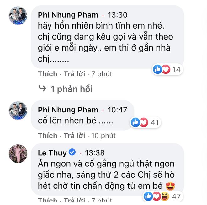 Khánh Vân livestream 15 phút mà đạt kỷ lục triệu view, NSND Hồng Vân và dàn sao Vbiz rôm rả vào động viên gây nổ MXH - Ảnh 5.