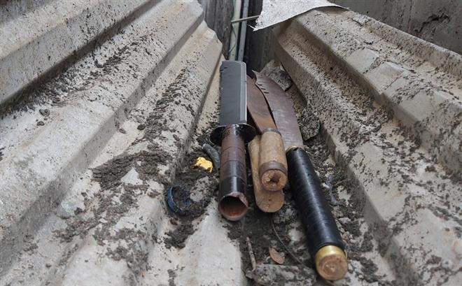 Vụ 2 thanh niên Hải Phòng bị ô tô Mazda CX5 đâm tử vong: Bị đối thủ truy sát sau cuộc hỗn chiến? - Ảnh 2.